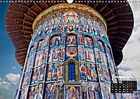 Churches of Moldavia (Wall Calendar 2019 DIN A3 Landscape) - Produktdetailbild 8
