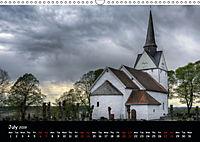 Churches of Norway (Wall Calendar 2019 DIN A3 Landscape) - Produktdetailbild 7