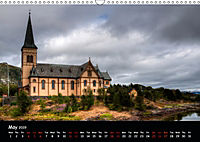 Churches of Norway (Wall Calendar 2019 DIN A3 Landscape) - Produktdetailbild 5