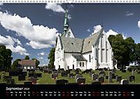 Churches of Norway (Wall Calendar 2019 DIN A3 Landscape) - Produktdetailbild 9