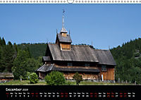 Churches of Norway (Wall Calendar 2019 DIN A3 Landscape) - Produktdetailbild 12
