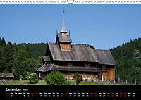 Churches of Norway (Wall Calendar 2019 DIN A3 Landscape) - Produktdetailbild 12