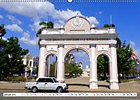 Cienfuegos - Kubas Perle des Südens (Wandkalender 2019 DIN A2 quer) - Produktdetailbild 1