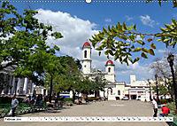 Cienfuegos - Kubas Perle des Südens (Wandkalender 2019 DIN A2 quer) - Produktdetailbild 2