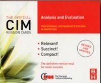 CIM Revision Cards Analysis and Evaluation, Karen Beamish
