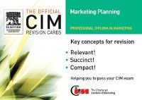 CIM revision cards Marketing Planning 05/06, Marketing Knowledge