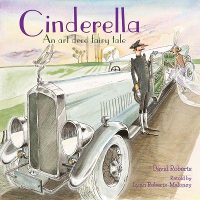 Cinderella, David Roberts, Lynn Roberts