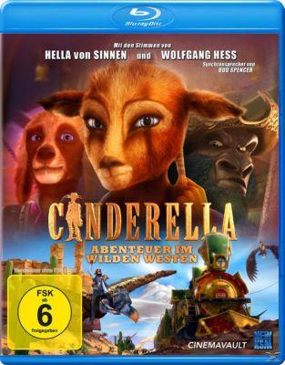 Cinderella - Abenteuer im Wilden Westen, N, A