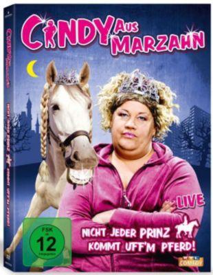 Cindy aus Marzahn - Nicht jeder Prinz kommt uff'm Pferd, Cindy aus Marzahn