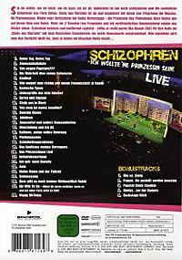 Cindy aus Marzahn: Schizophren - Live - Produktdetailbild 1