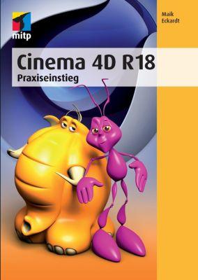 Cinema 4D R18, Maik Eckardt