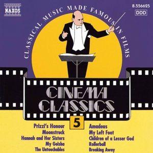 Cinema Classics 5, Diverse Interpreten