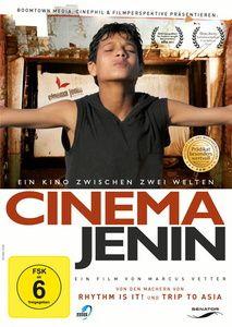 Cinema Jenin, Marcus Vetter, Aleksei Bakri