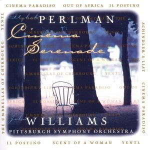 Cinema Serenade, Itzhak Perlman, John Williams