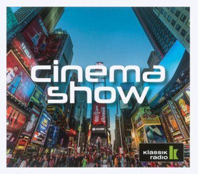 Cinema Show, 4 CDs