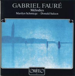 Cinq Melodies/La Chanson D'Eve/Le Jardin Clos, Schmiege, Sulzen