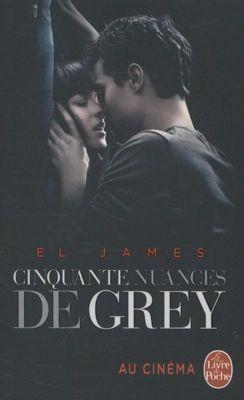 Cinquante nuances de Grey 01, E. L. James