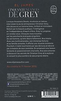 Cinquante nuances de Grey 01 - Produktdetailbild 1