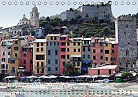 Cinque Terre - Aquarelle und Fotografien (Tischkalender 2019 DIN A5 quer) - Produktdetailbild 1