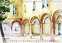 Cinque Terre - Aquarelle und Fotografien (Tischkalender 2019 DIN A5 quer) - Produktdetailbild 8