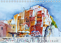 Cinque Terre - Aquarelle und Fotografien (Tischkalender 2019 DIN A5 quer) - Produktdetailbild 10