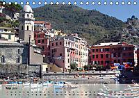 Cinque Terre - Aquarelle und Fotografien (Tischkalender 2019 DIN A5 quer) - Produktdetailbild 5