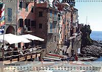 Cinque Terre - Aquarelle und Fotografien (Wandkalender 2019 DIN A3 quer) - Produktdetailbild 11