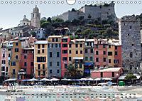 Cinque Terre - Aquarelle und Fotografien (Wandkalender 2019 DIN A4 quer) - Produktdetailbild 1