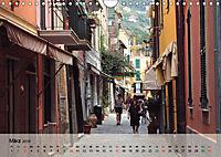 Cinque Terre - Aquarelle und Fotografien (Wandkalender 2019 DIN A4 quer) - Produktdetailbild 3