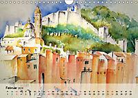 Cinque Terre - Aquarelle und Fotografien (Wandkalender 2019 DIN A4 quer) - Produktdetailbild 2