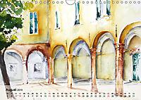 Cinque Terre - Aquarelle und Fotografien (Wandkalender 2019 DIN A4 quer) - Produktdetailbild 8