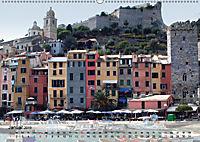 Cinque Terre - Aquarelle und Fotografien (Wandkalender 2019 DIN A2 quer) - Produktdetailbild 1