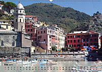 Cinque Terre - Aquarelle und Fotografien (Wandkalender 2019 DIN A2 quer) - Produktdetailbild 5