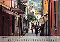 Cinque Terre - Aquarelle und Fotografien (Wandkalender 2019 DIN A2 quer) - Produktdetailbild 3