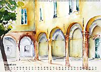 Cinque Terre - Aquarelle und Fotografien (Wandkalender 2019 DIN A2 quer) - Produktdetailbild 8