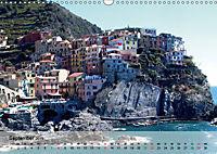 Cinque Terre - Aquarelle und Fotografien (Wandkalender 2019 DIN A3 quer) - Produktdetailbild 9