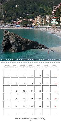 Cinque Terre - The Five Lands of Liguria (Wall Calendar 2019 300 × 300 mm Square) - Produktdetailbild 3