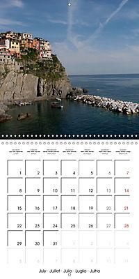 Cinque Terre - The Five Lands of Liguria (Wall Calendar 2019 300 × 300 mm Square) - Produktdetailbild 7