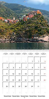 Cinque Terre - The Five Lands of Liguria (Wall Calendar 2019 300 × 300 mm Square) - Produktdetailbild 11
