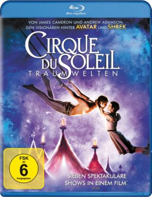 Cirque du Soleil: Traumwelten, Andrew Adamson