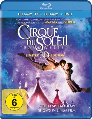 Cirque du Soleil: Traumwelten - 3D-Version, Andrew Adamson