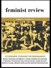 Citizenship: Pushing the Boundaries