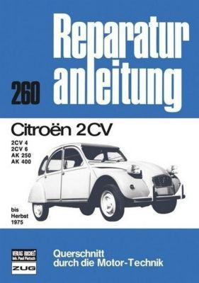 Citroen 2 CV  bis Herbst 1975