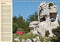 Citroën 2CV - Ente rot (Tischkalender 2019 DIN A5 quer) - Produktdetailbild 5