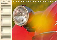 Citroën 2CV - Ente rot (Tischkalender 2019 DIN A5 quer) - Produktdetailbild 10