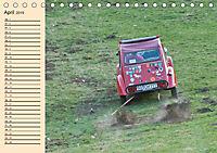 Citroën 2CV - Ente rot (Tischkalender 2019 DIN A5 quer) - Produktdetailbild 4