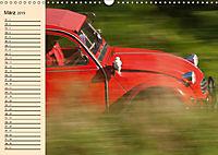 Citroën 2CV - Ente rot (Wandkalender 2019 DIN A3 quer) - Produktdetailbild 3