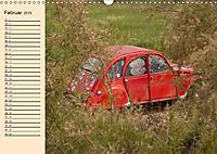 Citroën 2CV - Ente rot (Wandkalender 2019 DIN A3 quer) - Produktdetailbild 2
