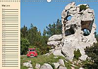 Citroën 2CV - Ente rot (Wandkalender 2019 DIN A3 quer) - Produktdetailbild 5