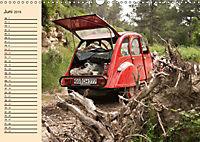 Citroën 2CV - Ente rot (Wandkalender 2019 DIN A3 quer) - Produktdetailbild 6